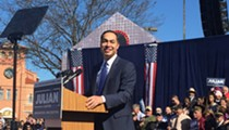 With This Week's San Antonio Rally, Julián Castro Played for a Breakout Moment