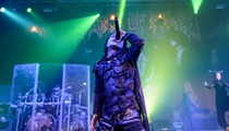 Cradle of Filth Raised Hell at the Aztec Theatre Last Night