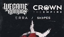 We Came as Romans and Crown the Empire