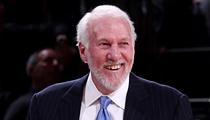 Gregg Popovich Hints at Return to San Antonio Spurs Next Season
