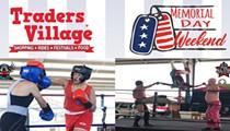 Memorial Weekend ~ Boxing & Wrestling
