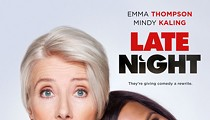 Win Free Tickets to See LATE NIGHT Before It Hits Theatres!