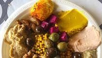 Chef Andrew Weissman Closing Moshe's Golden Falafel to Open Burger Restaurant