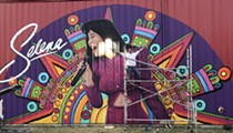 Artist of New Selena Mural Encourages San Antonio to Remember Its Roots