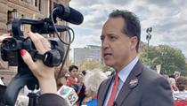 San Antonio's Sen. José Menéndez Sends Letter Asking AG Ken Paxton to Sue the Feds Over Migrant Detention Centers