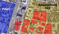 Rezoned Properties Offer Glimpse of GrayStreet's 23-acre Broadway East Campus