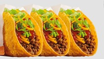 Crispy Tacos Making a Comeback at Burger King, In Case That Sounds Appetizing
