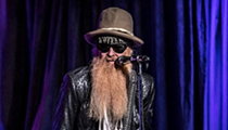 ZZ Top Frontman Billy Gibbons Named Grand Marshal of the 2019 Ford Holiday River Parade