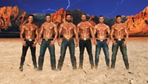 Prepare to Swoon When These Sexy Dudes Perform Thunder from Down Under Show in San Antonio