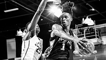 Spurs' Lonnie Walker IV Named to Summer League Team After Breakout Performances