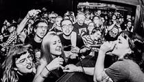 Fierce and Female Noise Rockers Gouge Away Return to San Antonio