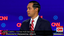 Julián Castro Uses Presidential Debate to Make the Case for Trump's Impeachment