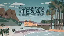 Mission Marquee Plaza to Screen Documentary About Gorgeous National Parks in Texas