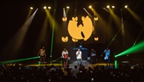 Wu-Tang Brought the Ruckus to San Antonio's Majestic Theatre on Saturday Night