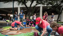 Artpace's Chalk It Up Returns to Downtown San Antonio This Saturday