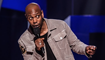 Surprise! Dave Chappelle is Doing a Stand-Up Show at the Aztec Theatre Tonight
