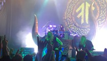 Amon Amarth, Arch Enemy and At the Gates Brought a Tried-and-True Arsenal of Metal Sounds to San Antonio's Aztec Theatre