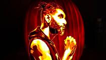 San Antonio Artist Creates Jack-O-Lanterns of Tim Duncan, Selena