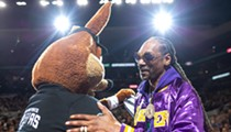 Snoop Dogg Hit Up Sunday's Spurs vs. Lakers Game and Hopped on Mic with Matt Bonner