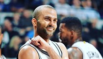 Mayor to Declare November 9 as Tony Parker Day in San Antonio; Former Spur to Host Meet and Greet Saturday