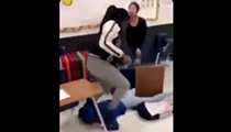 Substitute Teacher Arrested After Video Shows Her Hit, Stomp Student's Head at Central Texas School