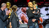The Spurs' Tribute Video to Tony Parker Has a Lot of Fans in Their Feelings