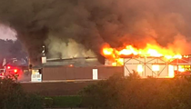 Fire Breaks Out at New Braunfels' Wurstfest Grounds