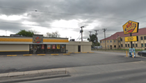 Dozens of Fire Trucks Respond to Blaze at Church's Chicken on San Antonio's East Side