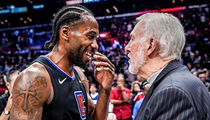Kawhi Leonard to Return to the AT&T Center When the Spurs Take on the Los Angeles Clippers