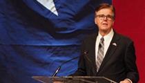 Texas Lt. Gov. Dan Patrick Threatens to Change Rules for Legislation if Democrats Win More Senate Seats