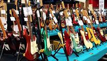Alamo City Guitar Bazaar Brings Vendors, Collectors and Musicians to San Antonio for Annual Market