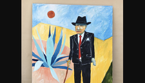 Cruz Ortiz's Painting of Chicano Scholar Tomás Ybarra-Frausto Acquired by Smithsonian