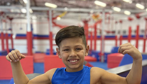 San Antonio's Kaleb Perez to Compete on Upcoming Episode of <i>American Ninja Warrior Jr.</i>