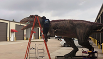 Drive-Thru Dinosaur Show Coming to San Antonio's Freeman Coliseum
