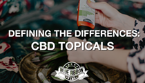 Defining the Differences: CBD Topicals