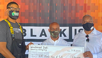 Weathered Souls Brewing Co. Donates $20,000 to Nonprofit 100 Black Men of San Antonio