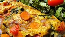 A Week's Worth of Eggless Breakfasts