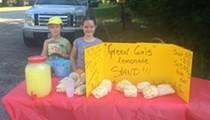 Oppressive Government Takes On Children's Lemonade Stand