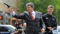 """How Twitter Is Responding To Rick Perry's """"Accident"""" Gaffe"""