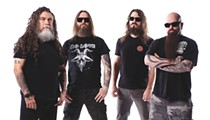 Slayer Drummer Paul Bostaph Talks Of Life And Death