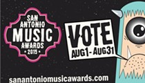 Last Call For San Antonio Music Awards Voting