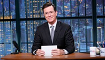 Go Watch Stephen Colbert's Late Show Debut At The Alamo Drafthouse