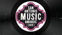 The San Antonio Music Awards 2015 Winners List