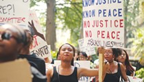 Black Lives Matter Activists Say SA Needs to Talk About Police Violence