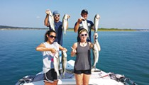 Fall Fishing: Opportunities for Anglers Abound Around Town