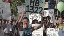 Just Under 20 Percent of Texans Oppose Marijuana Legalization and Decriminalization