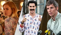Cinematic Spillover: Short reviews of <i>Borat Subsequent Moviefilm</i>, <i>Rebecca</i> and more