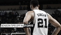 Spurs Preseason Starts Tonight in Sacramento