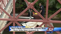 A Dead Body Was Found In The San Antonio River ... Again