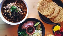 Flavor File: Brunch for Mezcalería Mixtli, Crossroads Kitchen, Di Frabo and Holiday Pies
